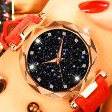Luxury Rose Gold Watches for Women 2019 New Arrival Diamond Dial Clock Bracelets Wrist Watch Dropshipping relogio feminino