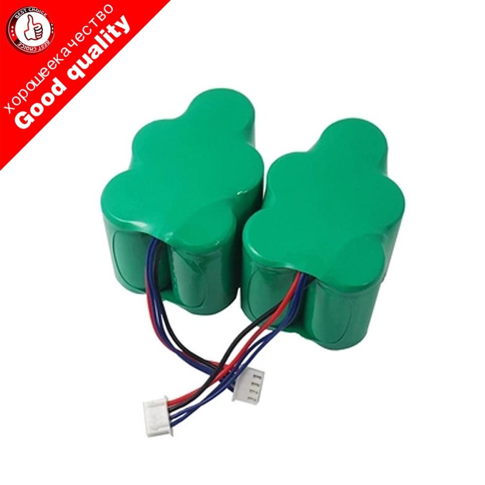 2pcs 3500mAh 6V Cleaner Battery for Ecovacs deebot TBD 71 deebot 710 720 730 760 Ecovacs CEN530 CEN630 CEN680 Vacuum Cleaner Parts     - title=