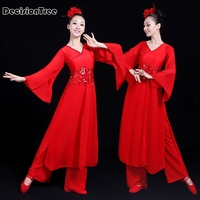 2019 summer chinese traditional women hanfu dress chinese dress red white hanfu clothing tang dynasty chinese ancient costume