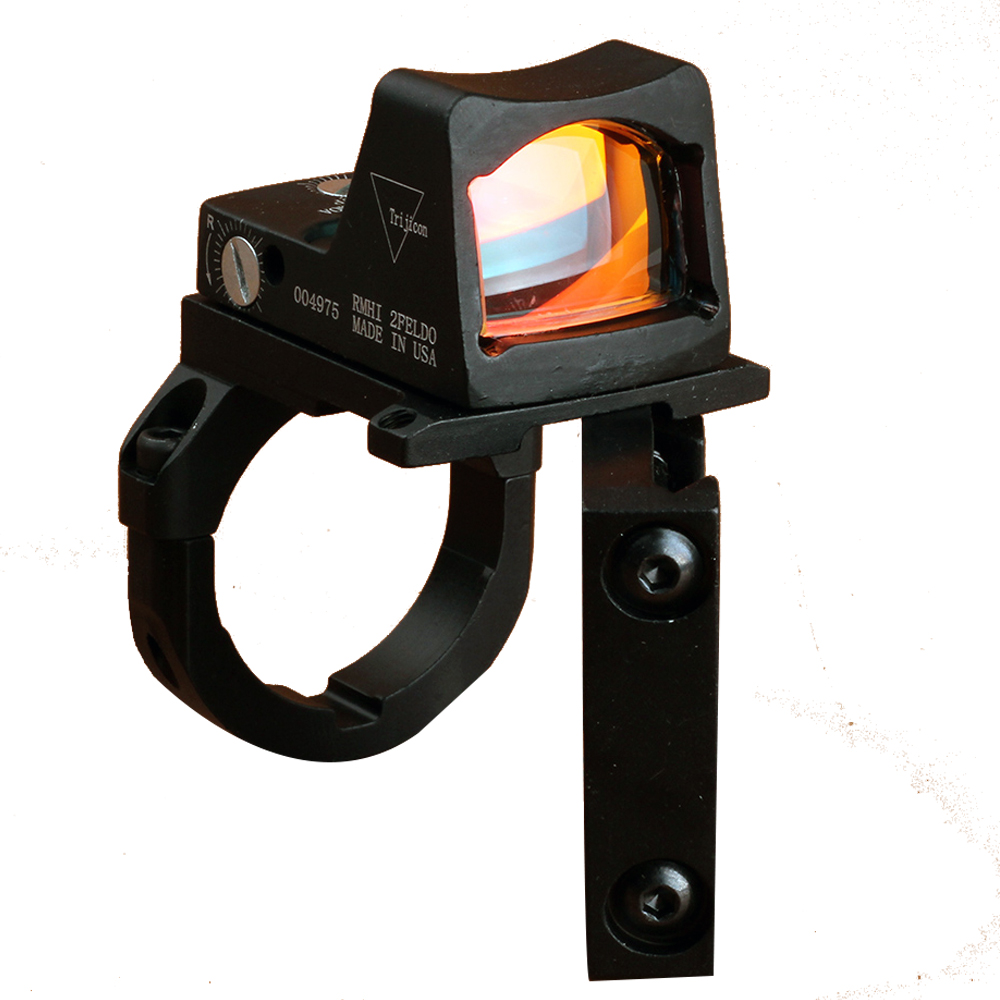 Aluminum Alloy Tactical Holographic Ultra-small RMR Red Dot Sight 20mm For Picatinny Standard Rail and RM38 Mounting Air Gun