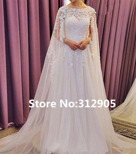 Crystal Design 2016 Wedding Dresses: Online Buy Wholesale Wedding Dress Cape From China Wedding