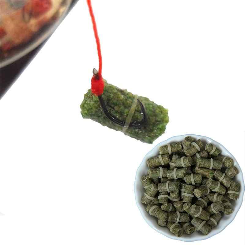 Evrensel deniz Yosunu Madde 60 adet yeşil sazan koku cazibesi çim sazan yem böcek elastik parçacık çubuklar takım elbise parçacık genel