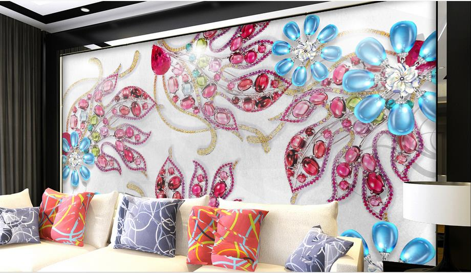 photo wallpaper wall painting European style art non-woven paper 3d TV flowers large mural wall paper free shipping european corridor wall painting background wallpaper hawaii non woven wallpaper mural
