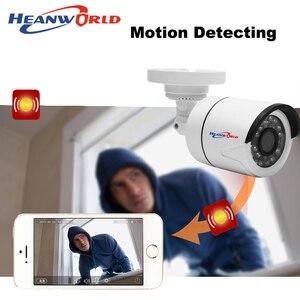 Image 3 - HD H.265 1080P IP kamera Outdoor Video Überwachung Kugel Kamera Wasserdicht Audio Sicherheit CCTV Kamera APP PC Programm
