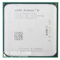 のamd athlon ii x4 635クアッドコアcpuプロセッサ2.9 ghz/l2 2メートル/95ワット/2000 ghzソケットam3 am2 + 938ピン