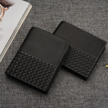 Fashion 2019 Men Wallets Mens Wallet with Coin Bag Bifold Small Money Purses New Design Dollar Slim Purse Money Clip Wallet with coin bag zipper new men wallets mens wallet small money purses wallets new design dollar price top men thin wallet 125 1