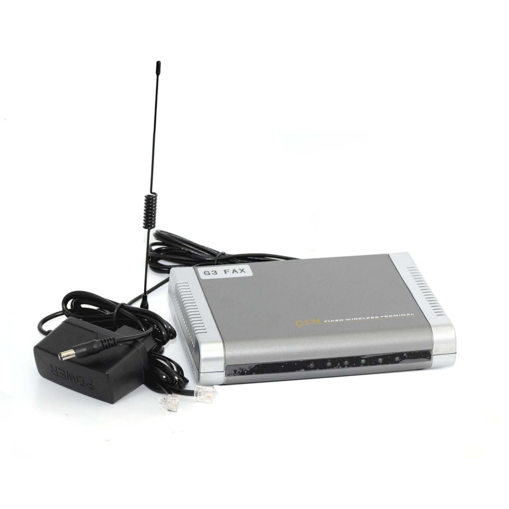 G3 GSM Fax terminal 850 900 1800MHZ Fixed Wireless Terminal Router for wireless fax voice calling