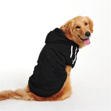 big dog Clothes Pet Costume Hoodie fashion sport Dog Brand new Coat for pet puppy drop shipping large size