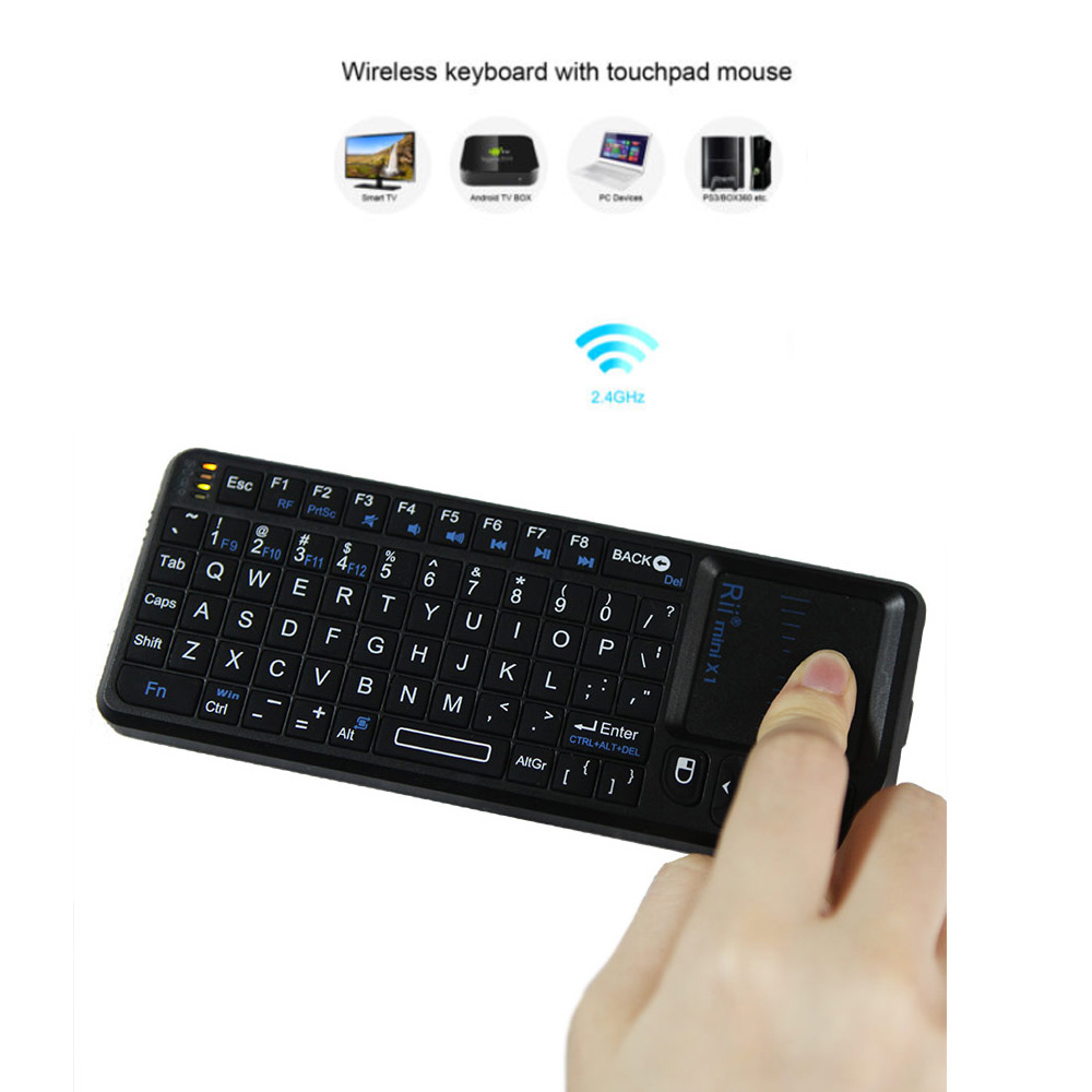 Buy Rii Mini X1 Handheld 24g Wireless Keyboard Psc0 Laptop Toshiba Wiring Diagram Package Included 1 Usb Charging Cable Receiver User Manual