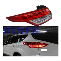 High Quality Car Styling Tail Lamp LED Tail Light LED Rear Lamp DRL+Brake+Park Stop Lamp For Ford Kuga Escape 2013 2016 Year