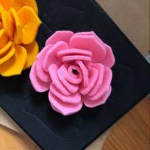 3D flower wooden die 15.8mm thick 5.5x6inch SMR-FL0044