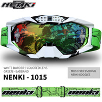 Color Lens Goggle Off Road Motocross Goggles Glasses Motorcycle Goggle Dirt Bike Racing Glasses Eyewear