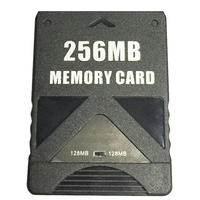 10pcs a lot 256MB Memory Card For Sony for PlayStion2