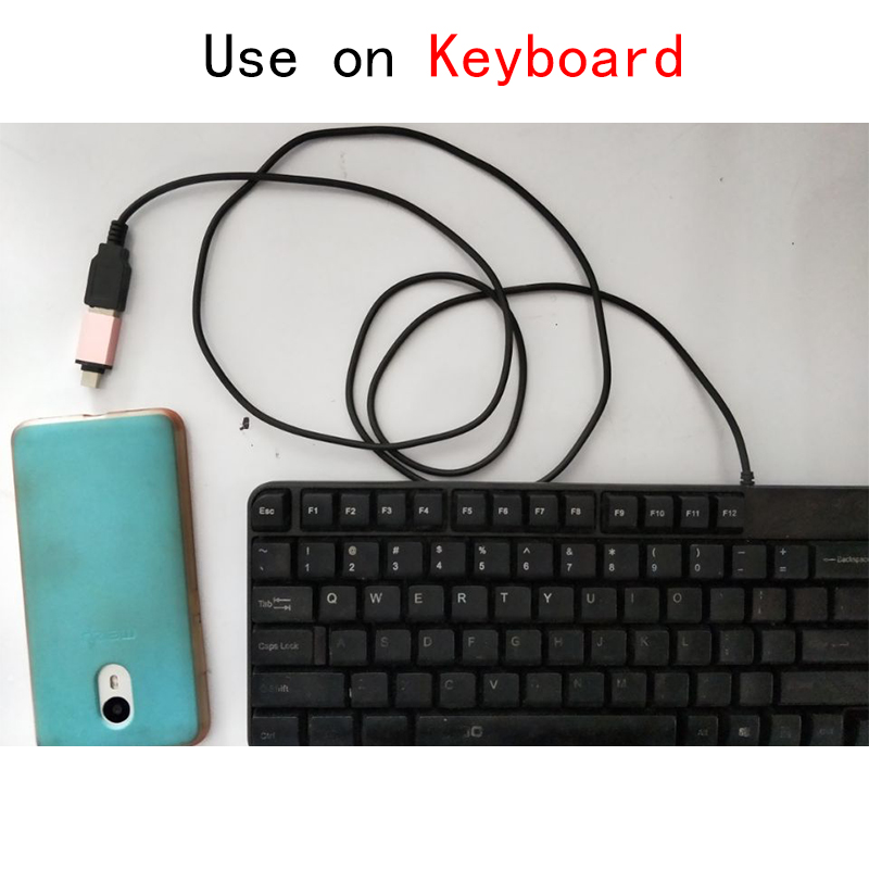 Kuman type C USB адаптер USB-type C адаптер кабель конвертер для флешки USB флэш-накопитель для телефона Мышь Клавиатура OTG B