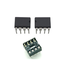 Free Shipping 20pcs/lot NE555 NE555P NE555N 555 DIP-8  & 8 Pin DIP IC Sockets ... (each 10pcs) ob2358ap dip 8