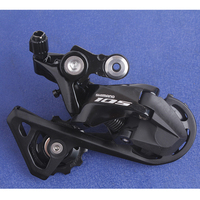 2018 NEW!!SHIMANO 105 RD R7000 SS & GS Short/Middle Cage 11s Speed Road Bicycle Rear Derailleur Bicycle part Black