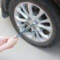 Folding Cruz Wrench Ferramenta de Reparo Da Roda Do Carro Auto Chave Soquete 4 Way Stowable Ajustável Mudança Portátil Pneu Lug Porca