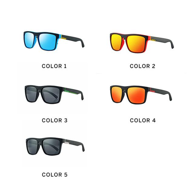 Brand Sun Glasses Polarized Sunglasses Men Classic Design All-Fit Mirror Sunglass