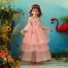 Girl Evening Dress L...