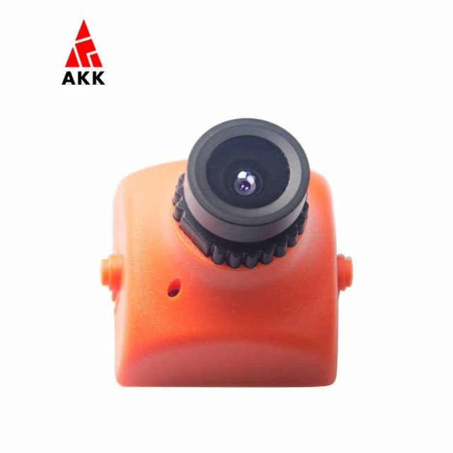 AKK CA20 600TVL 2.8MM Lens 120 Degree High Picture Quality Sony CCD Camera with OSD for Mini FPV Racing Multicopter QAV250