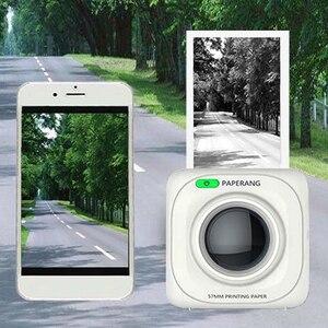 Image 3 - Mini Meow Del Telefono Mobile Del Regalo Foto Tasca Mini Tag Errore Titolo Bluetooth Termo Stampante Portatile Regalo Di Compleanno Paerang