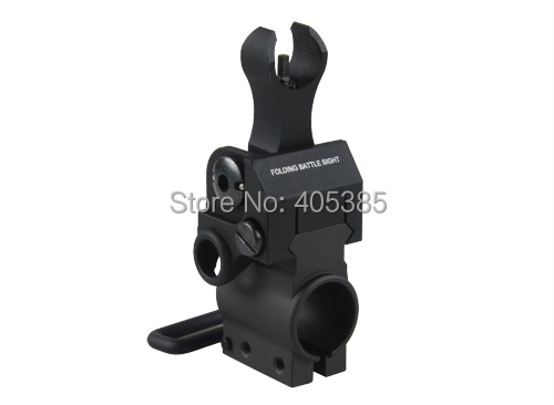 ФОТО Troy Folding HK Front Gas Block Battle Sight scope accessories for scope for hunting free shipping
