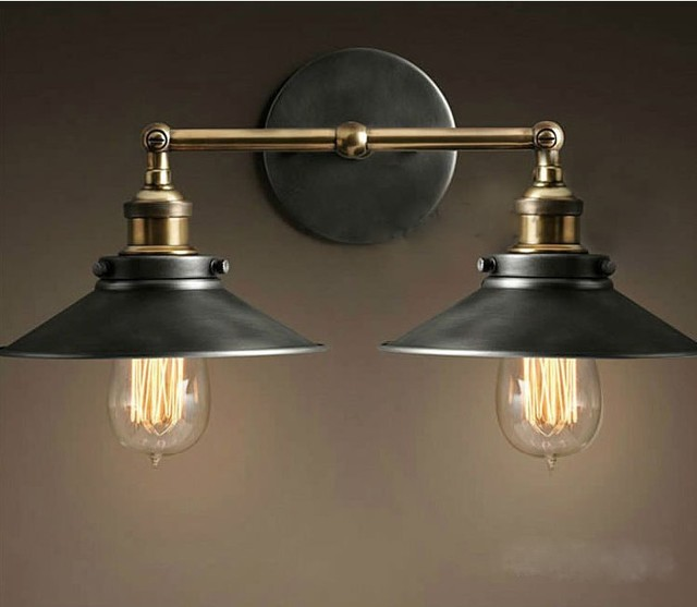 buy vintage industrial lighting loft