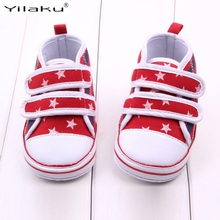 Toddler Boys Girls Brand Baby Shoes Soft