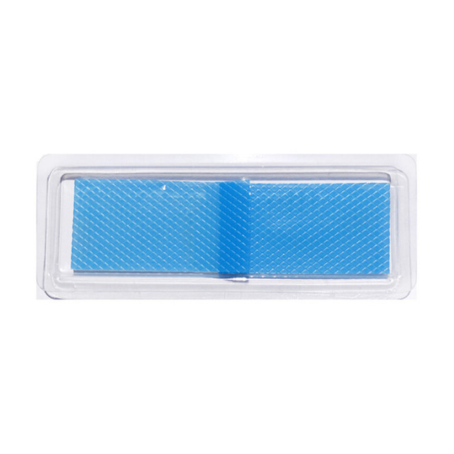 Silicone Removal Patch Reusable Acne Gel Scar Therapy Silicon Patch Remove Trauma Burn Sheet Skin Repair 3.5*12cm 4