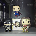 Funko POP Batman VS Superman Dawn of Justice DC Wonder Woman 86# Knightmare Batman 89# Hero Series 10cm PVC Collection Model Toy