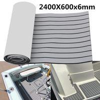 Marine Floorin G Faux Teak EVA Foam Boat Dec King Sheet Foam Floor Mat Art Decoration