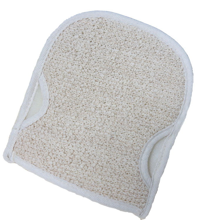 XIXILI 1pcs Point Shower Bath Sponge Gloves Exfoliating Body