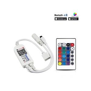 Image 5 - LED Strip light WiFi / Bluetooth RGB / RGBW Controller DC 5V 12V 24V Android IOS APP Alexa Google Magic Home IR Control