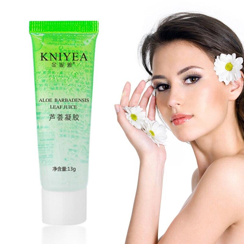 Aspiring Natural Aloe Vera Gel Face Moisturizer Whitening Anti Wrinkle Cream Acne Scar Skin Sunscreen Acne Treatment Skin Care Tslm2