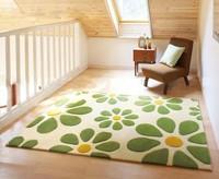 Carpet modern brief coffee table bed bedroom carpet doormat mat red carpet mats