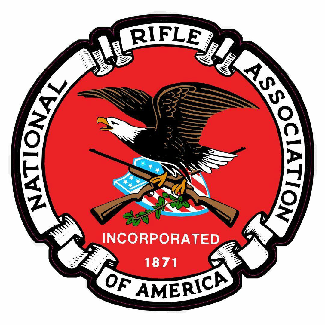 NRA National Rifle Association of America Sticker Decal Bumper For Auto Car/Bumper/Window Decal Sticker Decals DIY Decor CT2309