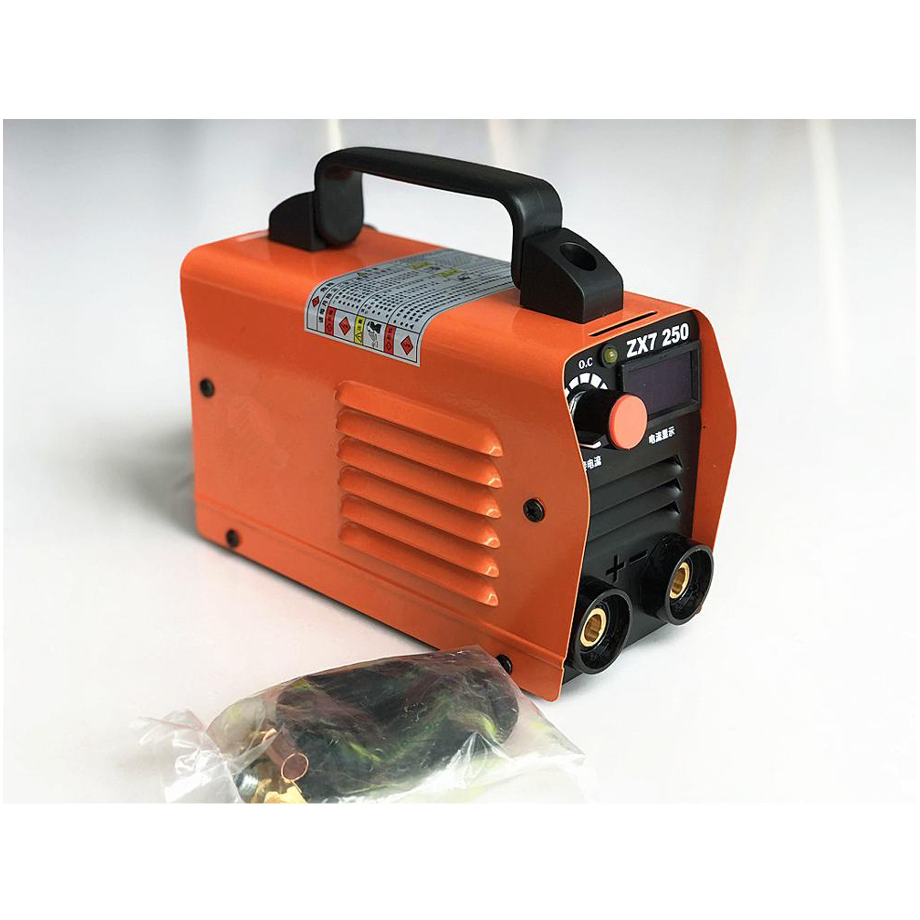 RU Delivery ZX7-250 Mini Welding Machine 250A 110-250V Welding Inverter