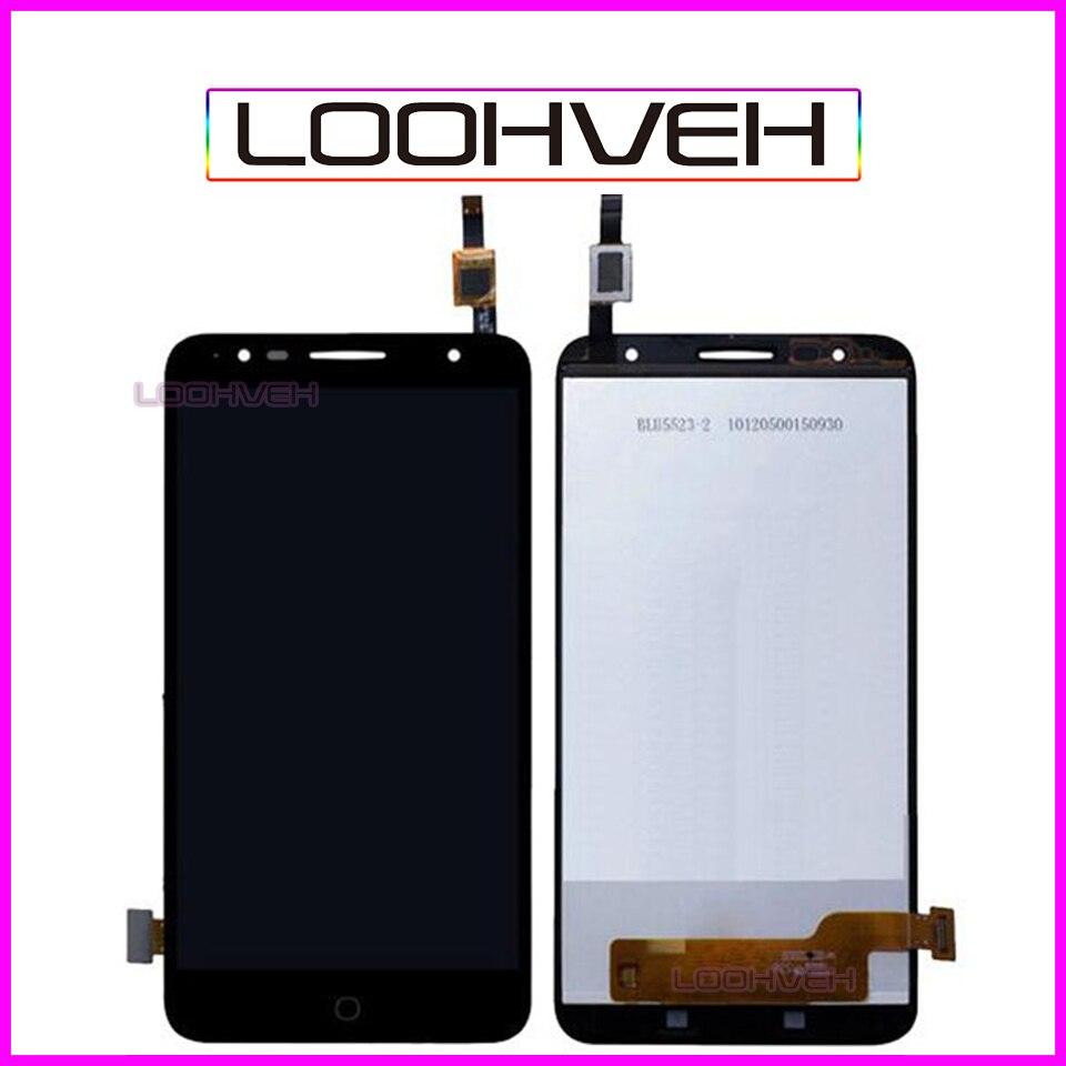 5,5 для Alcatel One Touch Pop4 OT5056 5056 OT 5056 ЖК дисплей сенсорный экран в сборе дигитайзер полный