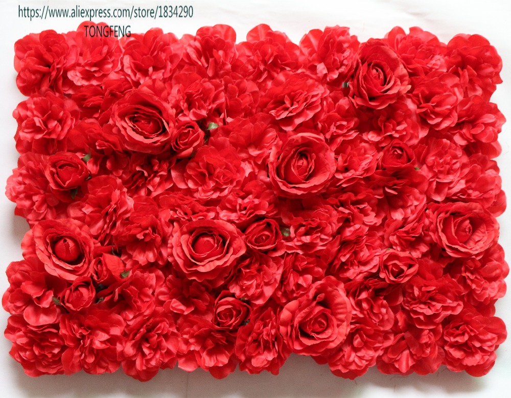 Clothing, Shoes & Accessories Other Mobility & Disability Lot Red Artificial Silk Daisy Flower Wedding Road Lead Flower Decoration Or Pillar Arches With Flower Tongfeng 10pcs