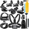 Neewer 12 In 1 Sport Accessory Kit For GoPro In Swimming Rowing Skiing Climbing Bikeand Other