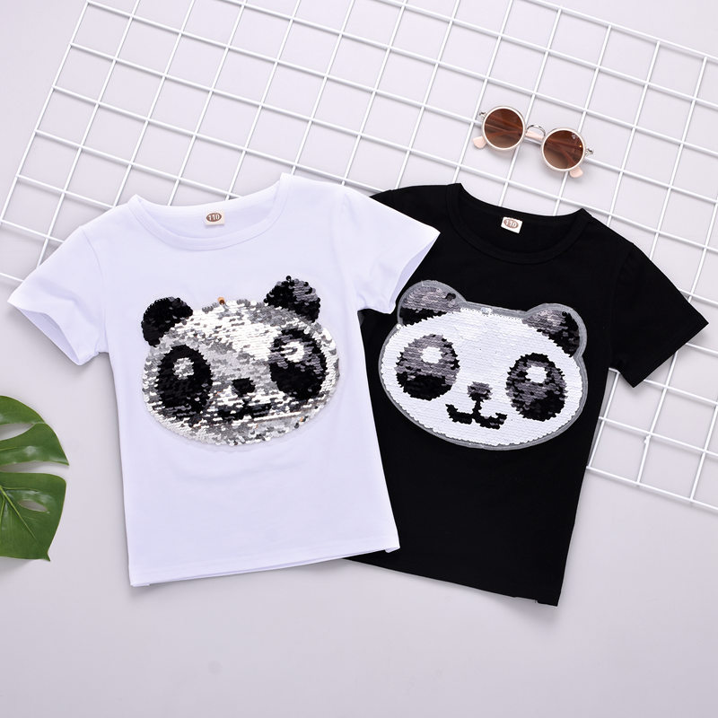 Swimwear Toddler Baby Sleeve Panda 3d Digital Print Swimwear One Piece Panda Print Leisure Swimsuit Beach Romper Clothes #zer