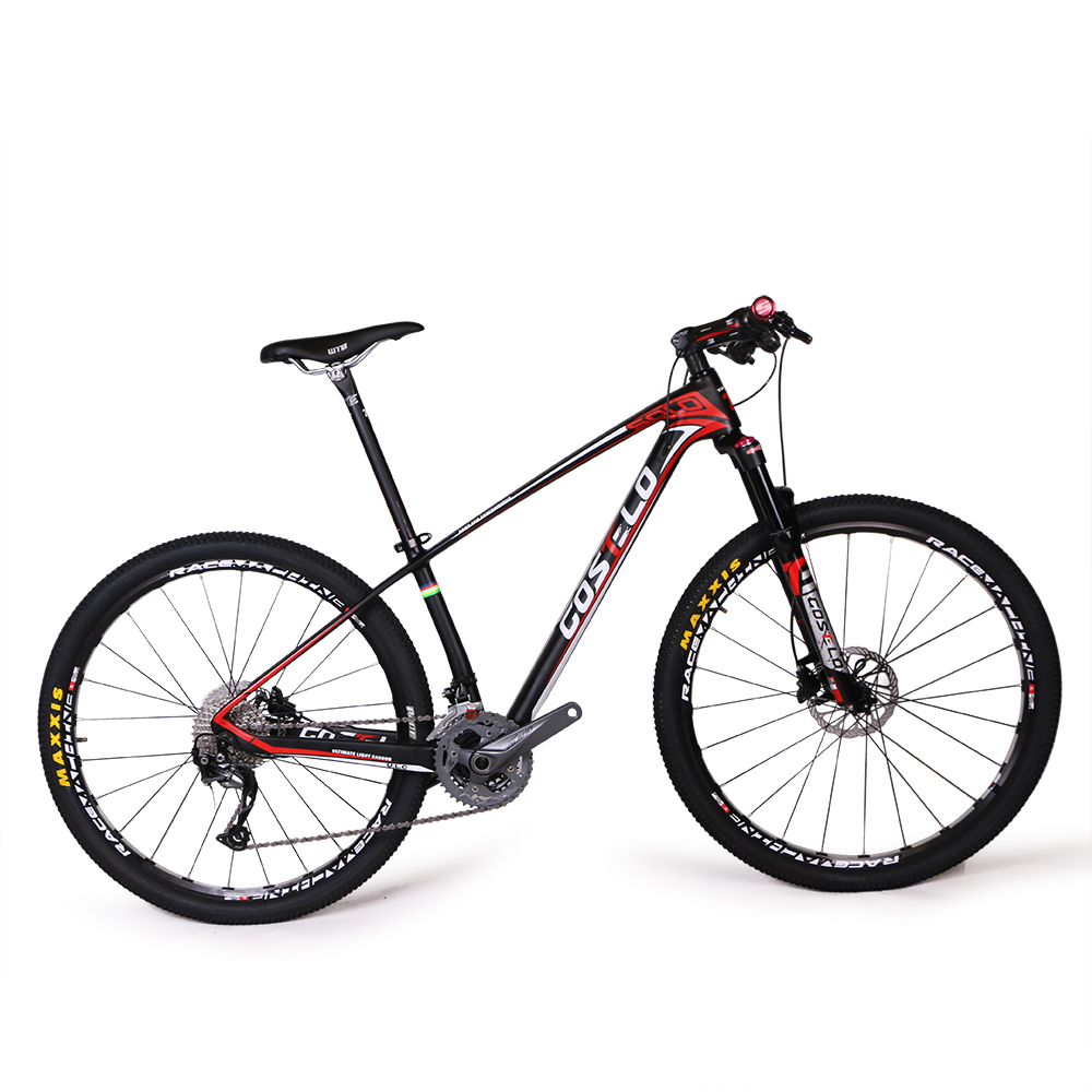 COSTELO SOLO Speed mountain bike 27.5 29 inch double disc bicicleta high quality tire complete ...