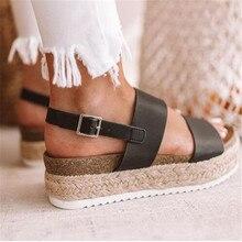 JINTOHO Summer Snakeskin PU High Heels Wedges Platform Women Sandals For Female Buckle Strap Comfort Casual Ladies Shoes