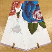 big flower pattern african fabric java african wax prints fabric super wax hollandais wax fabric tissu nigeria ankara fabric