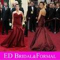 Penelope cruz Vestidos 2010 Oscar oscar Celebridade Do Tapete Vermelho de Noite Formal