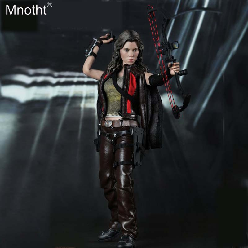 Mnotht 1/6 Female Soldier MMS128 Blade Warrior 3 Vampire Hunters Archer AI Bi Jia Suit Set Model Toy for 12in Action Figure mb russian airborne vdv 1 6 female soldier action figure model set dam 78035 natalia