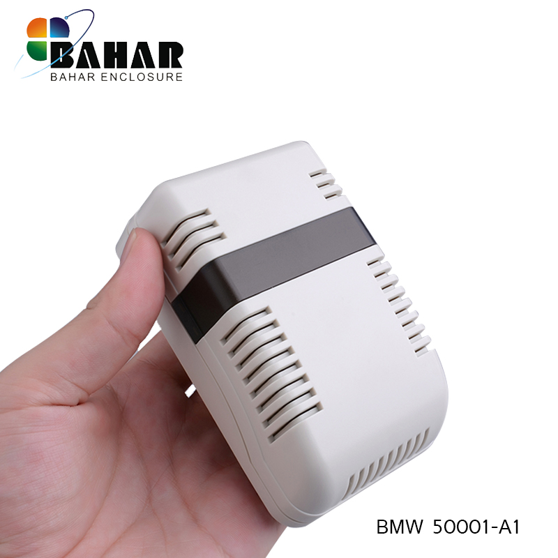 DIY Plastics Power Supply Shell Sensor Enclosure Box Alarm Apparatus Case