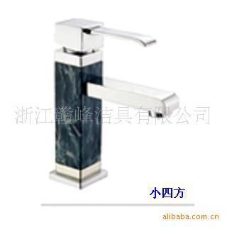Tiger Ben Full copper basin mixer faucet bathroom wash basin counter basin washbasin faucet hot and cold vertical