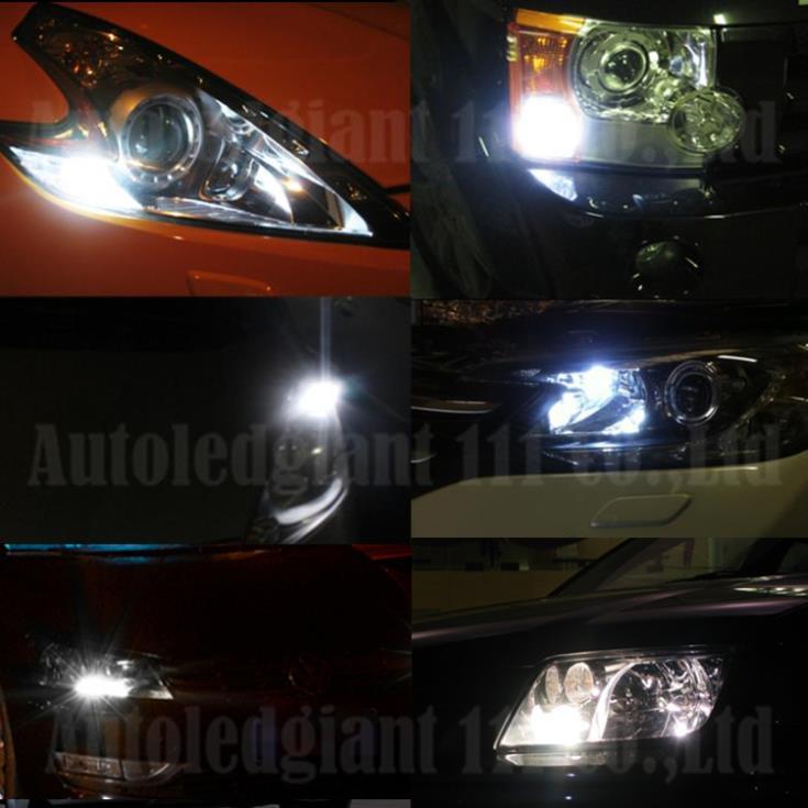 Alfa Romeo Spider Super White Xenon HID Upgrade Parking Beam Side Light Bulbs