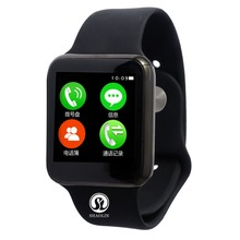 New Smart watch Bluetooth Smartwatch clock for ios Apple iPhone 5 5S 6 6s 7 7s 8 plus X samsung for huawei xiaomi LG oppo
